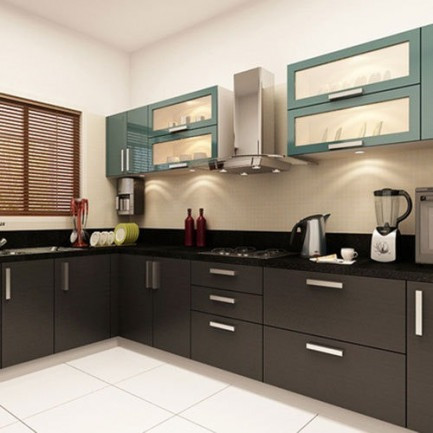Italian Modular Kitchen by Classic Interior Projects