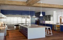 Radiance Modern Kitchen by Arhaan Interiors