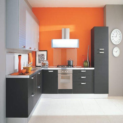 Modern Kitchens by Shree Ganesh Steel & Wooden Furniture