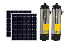 Solar Submersible Pumps by Alpex Solar Private Limited