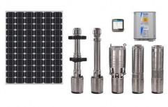 Tata Solar Saawan 3hp Dc Submersible Pump  by Jaimenee Electricals