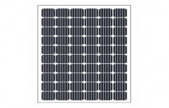 Waaree Solar Panel 100w by Eyconic World Compu Solar Solutions Private Limited