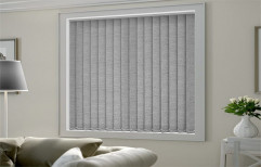 Window Vertical Blind by Rvs Interiors