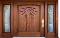 Wooden Front Door by Rai Enterprises