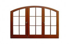 Wooden Window by Kranthi Wood Works