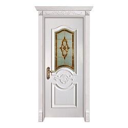 Cream WPC Toilet Door Water Proof, Size/Dimension: Up To 6x2.6