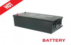 12v Or 180ah (Acid) Solar Battery by Get My Hostel