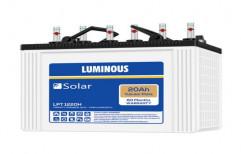 12v Or 20ah (SMF) Solar Battery by Get My Hostel