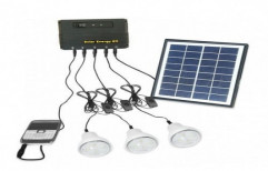 12W Solar LED Street Lighting System by S. S. Solar Energy