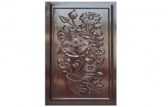 Mayur 3D Carved Wood Doors