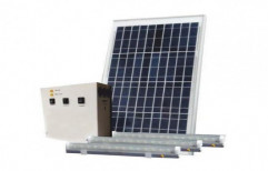 9w Solar Street Lighting System by S. S. Solar Energy