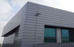 Aluminium Wall Cladding by Ghuru Aluminium Traders