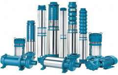 Borewell Submersible Pump by Alfos Industries