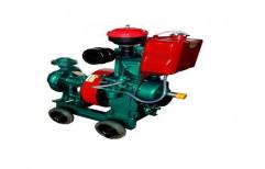 Diesel Pumpset by Suranjan Agro