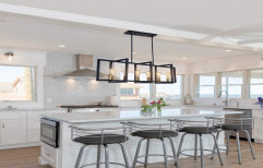 Modern Kitchen Decor by P. K. Enterprises
