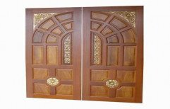 Plywood Double Door by Yasar Traders