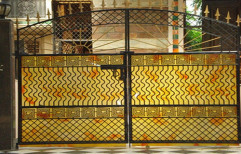 PVC sheets for gates by Web Home Decor Center
