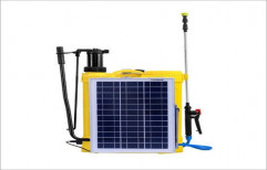 Solar Battery Spray Pump by Dyahut Battery Workshop