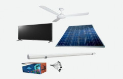 Solar Home Light System by Phadnis Engineering Services
