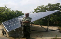 Solar Water Pumping Solution by Flow Technics
