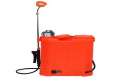Plastic 5-10 m Spray Pump, For Industrial, Electric