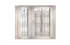 Stainless Steel Window   by Uma Bhavani Strel Furniture