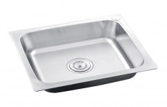 Sleek  kitchen sink  by Jyothi Hardware