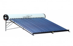 V-guard solar water heater by Saran Solar Solutions