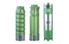 V6 Borewell Submersible Pump  by Aquatec Engineers