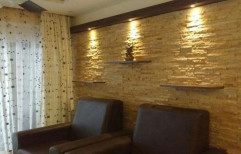 Wall Cladding Interior Balaji Stones