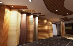 WPC Wall Cladding Profile by M X Crete PTS & Co.