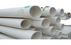 8 inch PVC Pipes by Anjali Sanitary Traders
