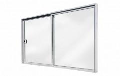 Aluminium Sliding Door by Cordial Associates