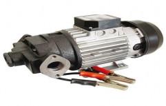 Battery Operated Diesel Transfer Pump