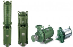 Borewell submersible pump by Sri Laxmi Narsimha Electrical and Engineering (Borewell pumps)