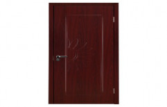 Dark Brown Waterproof FRP Door