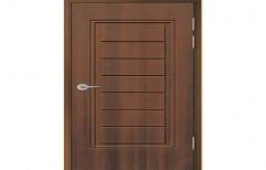 Designer Wooden Door by Wood World