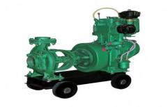 Diesel Engine Coupled Mud Pumps by Rbp Sales & Service