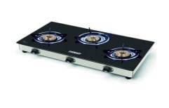 Eveready Gas Stove 3 Burner