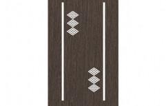 Maxon Designer Laminated Door   by Om Steel & Ply