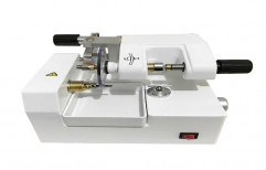 Optical Lens Cutter Machine