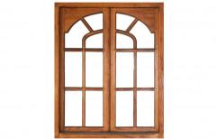 Readymade Wooden Windows  by Vishvakarma Group