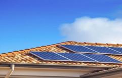 Residential thin film solar panels