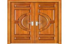 Sharon Teak Wood Doors And Windows by GI Wood Furniture