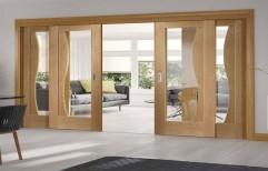 Sliding Wooden Door  by Ashirvad Enterprises