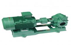 Small Diesel Transfer Pump