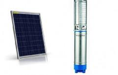 Solar DC Submersible Pump by Exalta Green Energy