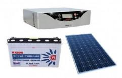 Solar Home UPS System by Karuda Techno Power