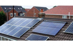 Solar Rooftop System by Anu Solar Power Private Limited