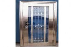 Steel Designer Door    by R.S. Fabrication
